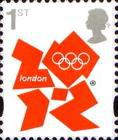 [Olympic and Paralympic Games - London. Self Adhesive Stamps, Typ CRI]