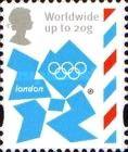 [Olympic and Paralympic Games - London. Self Adhesive Stamps, Typ CRI1]