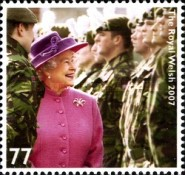 [The 60th Anniversary of the Accession of Queen Elizabeth II, Typ CUH]