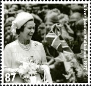 [The 60th Anniversary of the Accession of Queen Elizabeth II, Typ CUI]