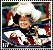 [The 60th Anniversary of the Accession of Queen Elizabeth II, Typ CUJ]