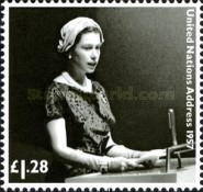 [The 60th Anniversary of the Accession of Queen Elizabeth II, Typ CUK]