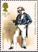 [The 200th Anniversary of the Birth of Charles Dickens, 1812-1870, Typ CUQ]