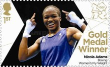 [Team GB Gold Medal Winners - Self Adhesive Stamps, Typ CVX]