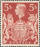 [King George VI, Typ CX1]