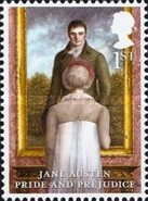 [The 200th Anniversary of the Publication of Pride and Prejudice by Jane Austen, 1775- 1817, Typ CYR]