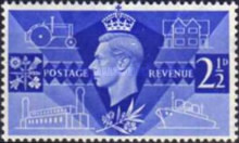[King George VI, type DA]