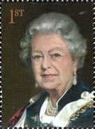 [Royal Portraits - The 60th Anniversary of the Coronation of Queen Elizabeth II, Typ DAI]
