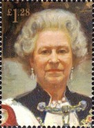 [Royal Portraits - The 60th Anniversary of the Coronation of Queen Elizabeth II, Typ DAL]