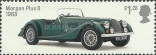 [British Auto Legends - The Thoroughbreads, Typ DBJ]