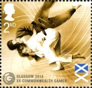 [Commonwealth Games - Glascow, Scotland, Typ DFD]