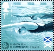 [Commonwealth Games - Glascow, Scotland, Typ DFE]