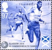 [Commonwealth Games - Glascow, Scotland, Typ DFF]