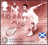 [Commonwealth Games - Glascow, Scotland, Typ DFG]