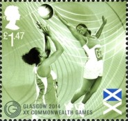 [Commonwealth Games - Glascow, Scotland, Typ DFH]