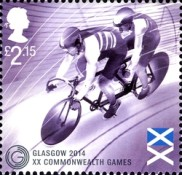 [Commonwealth Games - Glascow, Scotland, Typ DFI]