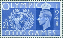 [Olympic Games - London, England, type DG]
