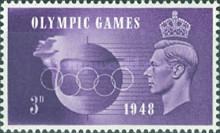 [Olympic Games - London, England, type DH]