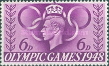 [Olympic Games - London, England, type DI]