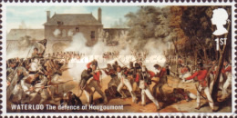 [The 200th Anniversary of The Battle of Waterloo, Typ DIU]