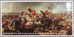 [The 200th Anniversary of The Battle of Waterloo, Typ DIV]
