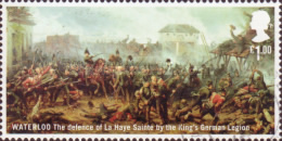 [The 200th Anniversary of The Battle of Waterloo, Typ DIW]