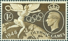 [Olympic Games - London, England, type DJ]