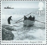 [Shackleton and the Endurance Expedition, Typ DLO]