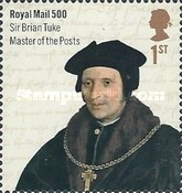 [The 500th Anniversary of the Royal Mail, Typ DLP]
