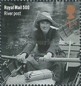 [The 500th Anniversary of the Royal Mail, Typ DLS]