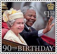 [The 90th Anniversary of the Birth of Queen Elizabeth II, Typ DMU]