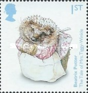[The 150th Anniversary of the Birth of  Beatrix Potter, 1866-1943, Typ DOA]