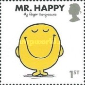 [Mr Men and Little Misses, Typ DPD]