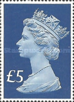[The 65th Anniversary of the Accession of HM The Queen, type DQD]
