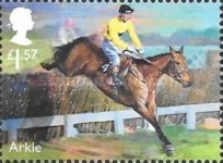 [Racehorse Legends, Typ DRE]