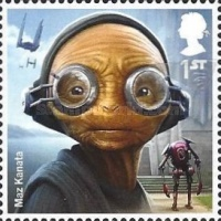 [Star Wars - Droids and Aliens, Typ DTP]