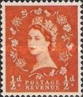 [Queen Elizabeth II - Black Lines on Back, Typ DU35]