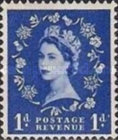 [Queen Elizabeth II - Black Lines on Back, Typ DU37]