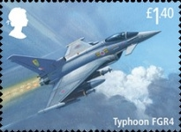 [The 100th Anniversary of the RAF - Royal Air Force, type DVV]