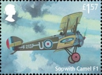 [The 100th Anniversary of the RAF - Royal Air Force, type DVW]