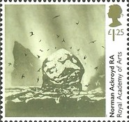 [The 250th Anniversary of the Royal Academy of Arts, type DWW]