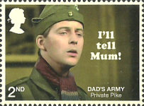 [TV Shows - Dad's Army, type DXB]