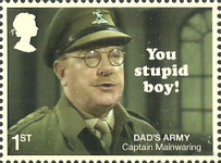 [TV Shows - Dad's Army, Typ DXC]