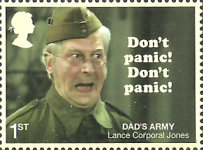 [TV Shows - Dad's Army, Typ DXD]