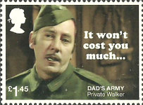 [TV Shows - Dad's Army, Typ DXE]