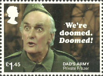 [TV Shows - Dad's Army, type DXF]