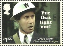 [TV Shows - Dad's Army, Typ DXH]