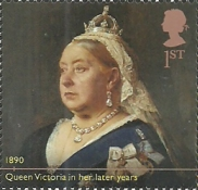 [The 200th Anniversary of the Birth of Queen Victoria, 1819-1901, type EBV]