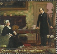[The 200th Anniversary of the Birth of Queen Victoria, 1819-1901, type EBW]