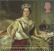[The 200th Anniversary of the Birth of Queen Victoria, 1819-1901, type EBY]